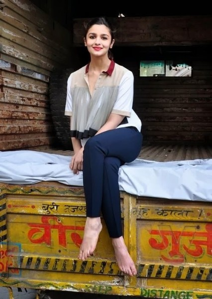 Bollywood Actress Aaliya Bhatt