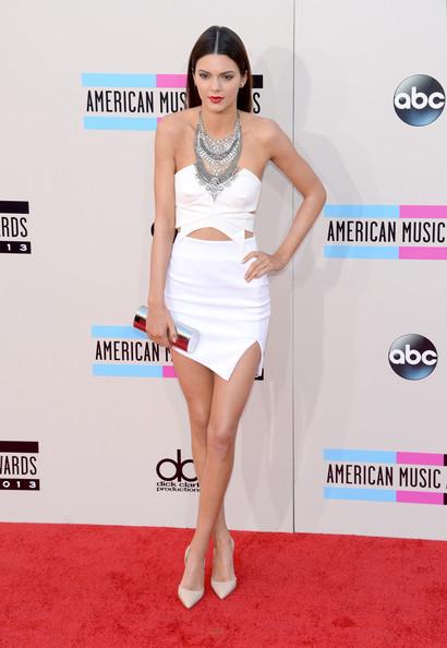 Kendall Jenner Mini Skirt