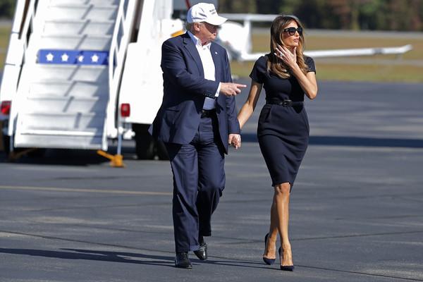 Melania Trump Day Dress