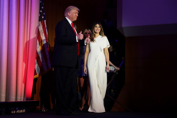 Melania Trump Jumpsuit