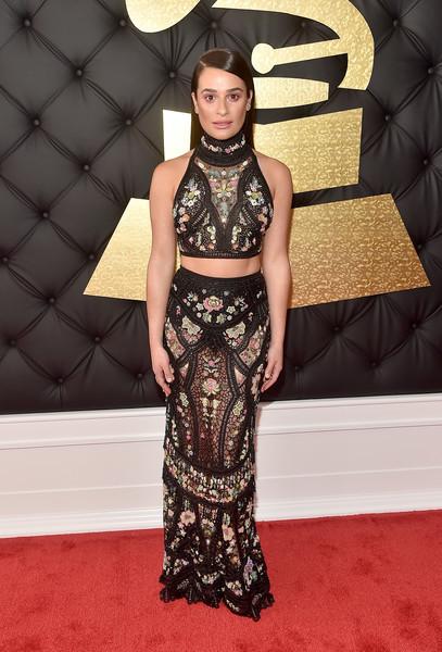 Lea Michele in Roberto Cavalli