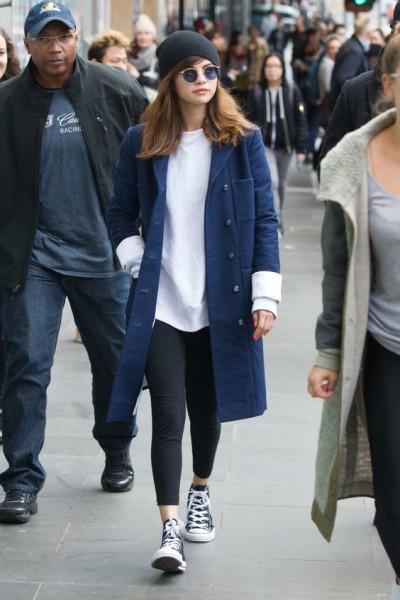 Selena Gomez out in Australia - August 2016