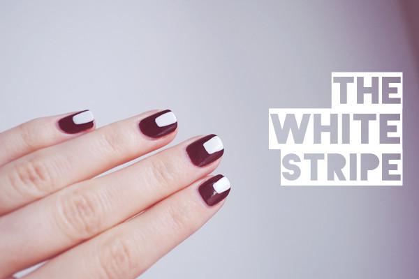 single stripe