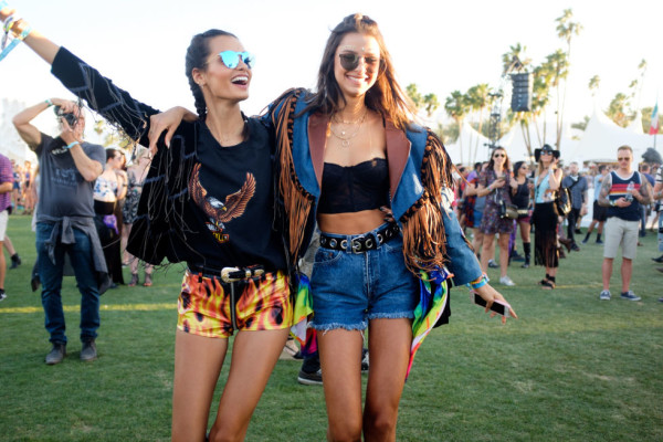Spring Outfit Ideas for Coachella Music Festival 2017