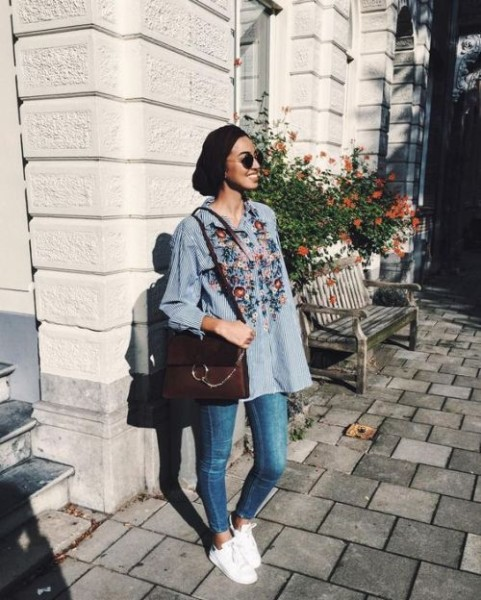 2017 Spring Outfit Ideas That Every Hijabi Should Try