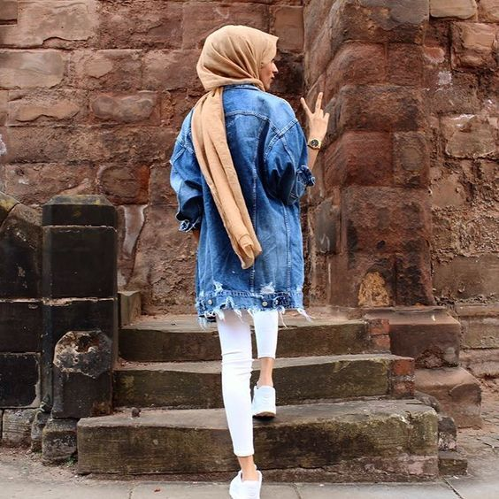 2017 Spring Outfit Ideas That Every Hijabi Should Try via pinterest