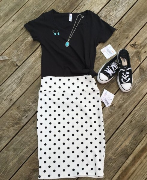 LuLaRoe outfits by Devin Leigh