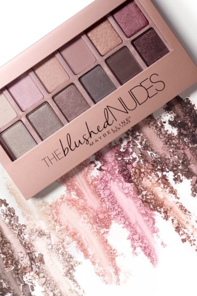 Maybelline® The Blushed Nudes Eye Shadow Palette