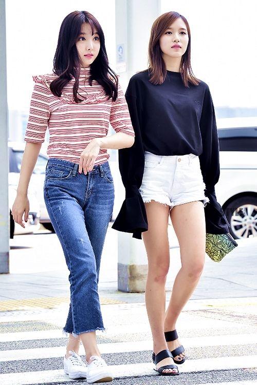 TWICE Nayeon Airport Fashion