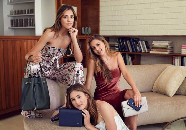 The Stallone Sisters
