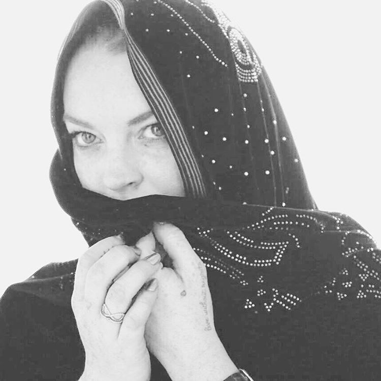 Lindsay Lohan Spotted Wearing A Burkini in Phuket, Thailand via IG @lindsaylohan