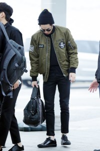 Boys Outfit Ideas from K-Pop Airport Fashion Style_
