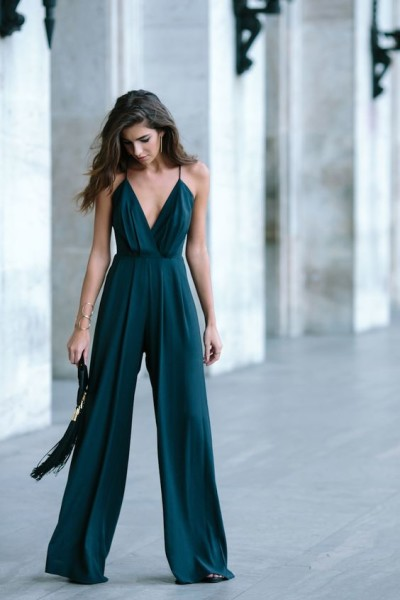 Casual Wedding in Jumpsuit