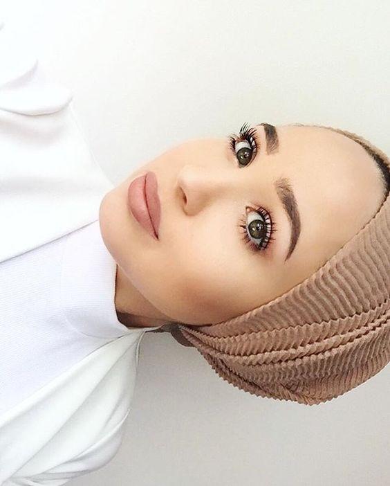 Hijab Makeup Tutorial Instagram Saubhaya Makeup