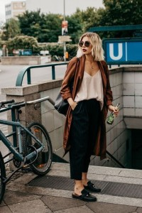 Effortlessly Chic Outfit Ideas to Wear Flat Mules