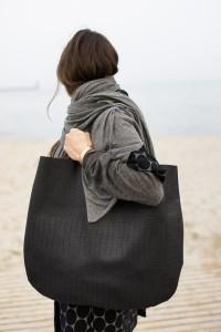 Oversized Bag via etsy