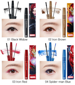 The Face Shop Marvel Mascara 1