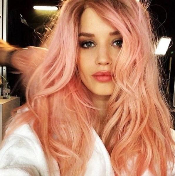 Trend Haircolor For Fall 2017 Blorange Hair
