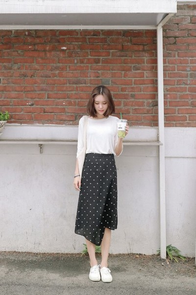 Back-to-school Outfit Ideas For This Fall in Korean Style