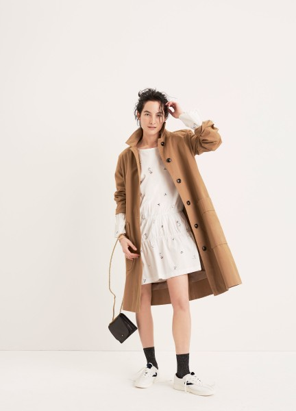 Making Faces Dress The Chain Crossbody Bag Tretorn® Nylite Sneakers