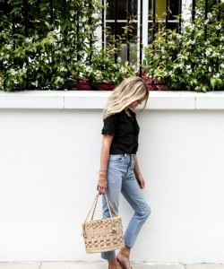 Trend Woven Bag