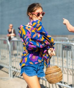 Trend Woven Bag For Summer But Still Seen Everywhere