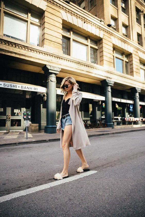 A New Way To Wear Your Spring Trench By Dallastyle Blog