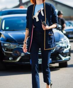 Cardigan by Gucci via Style du Monde