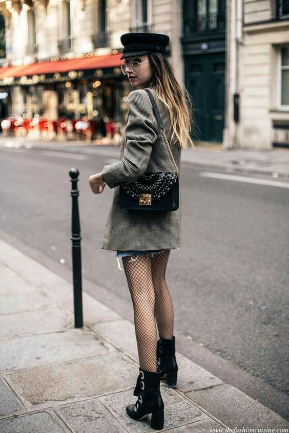 Chic Ways to Wear Outfit Inspired By Parisian Style via thefashioncuisine.com