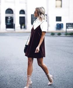 Eye-Catching Heels via Who What Wear