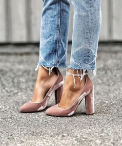 2017 Fall Trend: The Statement Heels