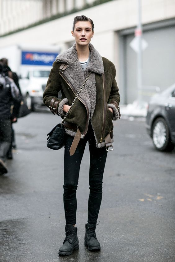Street Style Outfits From New York Fashion Week