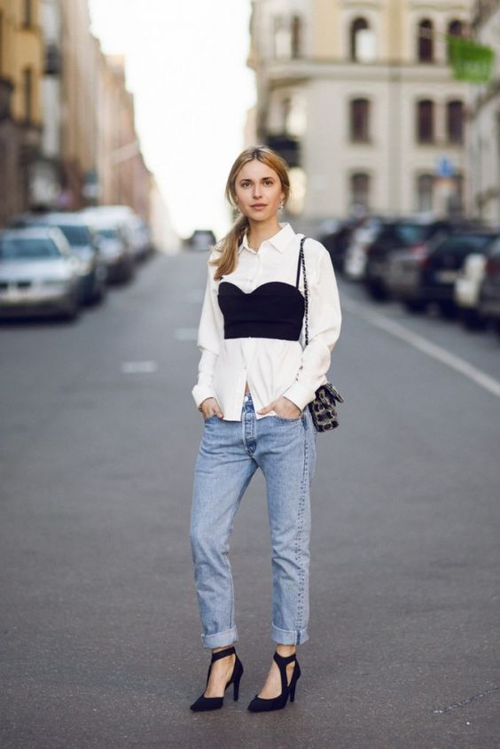 corsets are taken to the next level The post How To Wear The Corset Trend appeared first on Career Girl Daily.