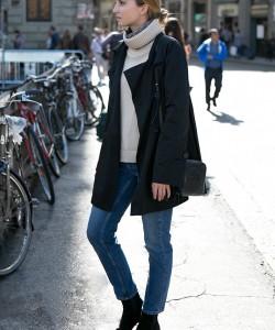 Cozy Sweater via Fashion Mugging