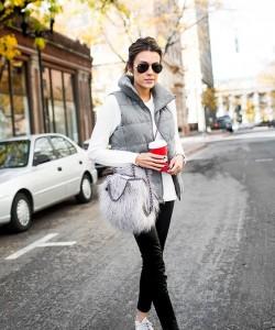 Fur Bag via hellofashionblog