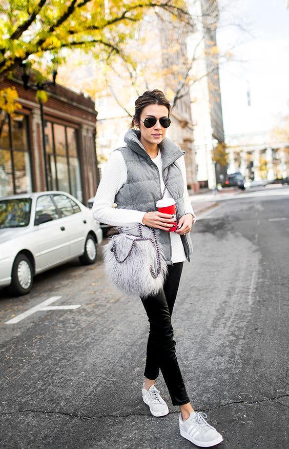 Fur Bag via hellofashionblog