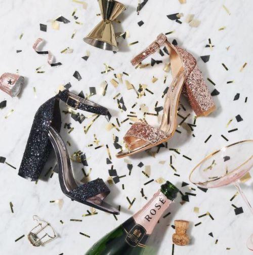Glitter heels 2017