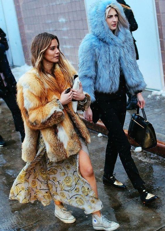 boho winter outfits street style