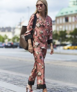 Trend Pajama Style Ideas You Can Wear On The Street