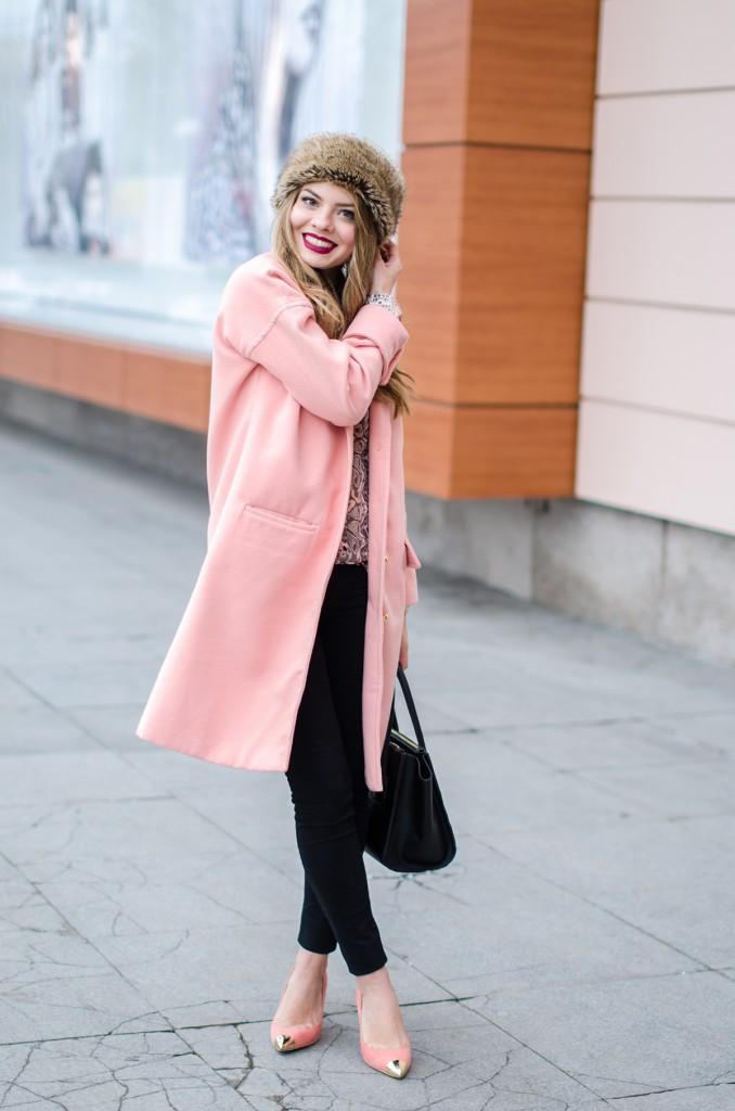 Trapper Hat via Pink Wish