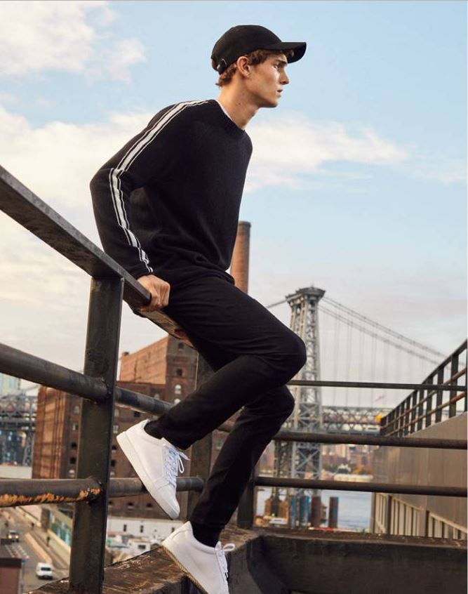 "Effortless New Look From H&M Men's Collection ""Urban Modernism"""