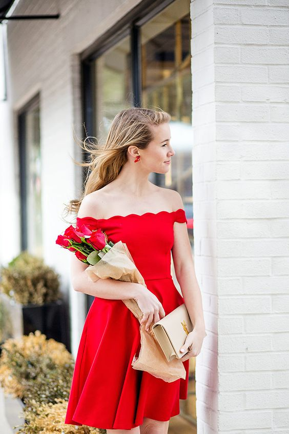 Editor Choices Valentine's Day Dress Outfit Ideas with BerryLook