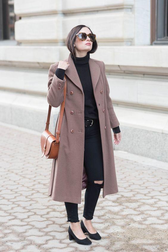 H&M block heels