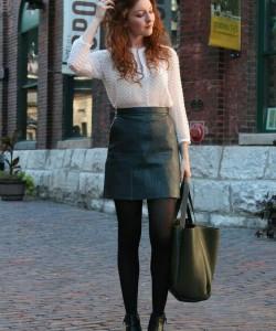 Shopper Tote Bag Fashion Style