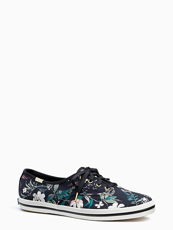 keds x kate spade new york champion sneakers in floral