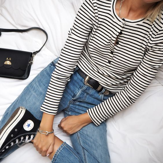 The Chicest Look Casual Style Ideas With Denim For This Spring