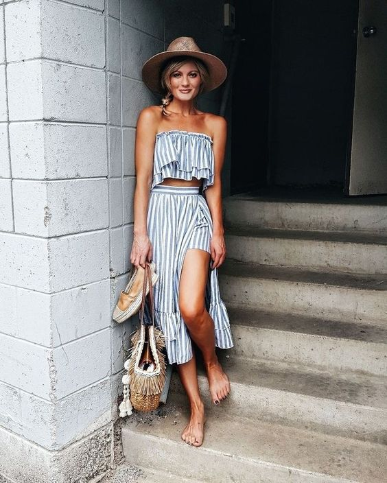 Beach Style Outfit
