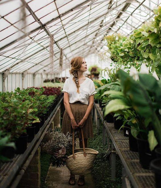 Garden Visit Fashion