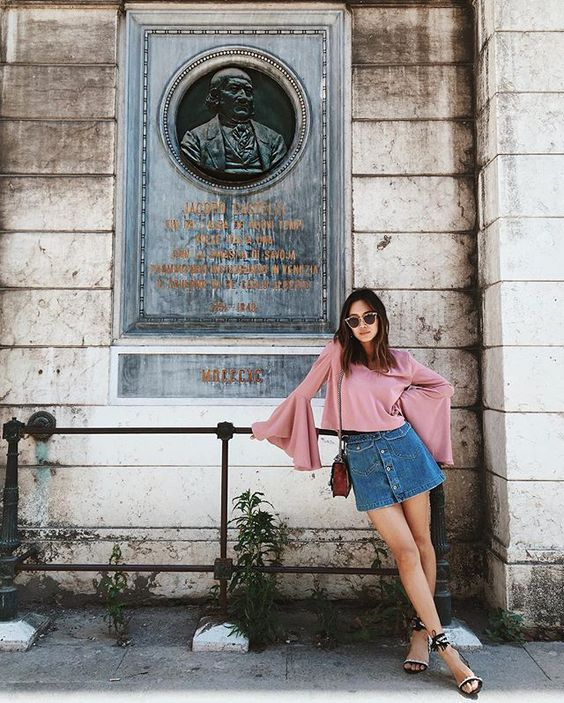 Style Outfit Ideas for Strolling The City