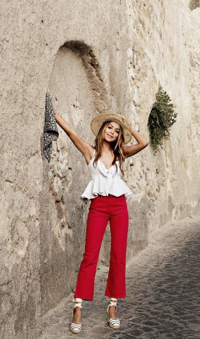 Chic Outfit Ideas For This 4th of July via @SINCERELYJULES